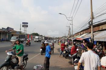 Đất mặt tiền DT 741 đối diện chợ Nhật Huy, Hòa Lợi, Bình Dương, 680tr/nền, LH 0911.999.256