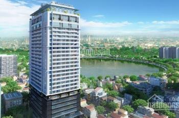 Bán căn hộ Núi Trúc, Ba Đình, 3,4 tỷ cho thuê 40tr/tháng
