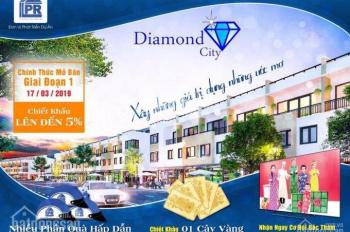 Bán đất Củ Chi giá rẻ, ngay TTTTM Central Mall, giá F1 CK cây vàng 9999, LH 0901067739