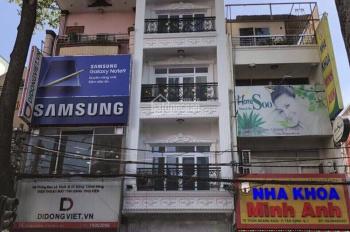 Bán nhà Mặt tiền Nguyễn Biểu - Nguyễn Trãi khu kinh doanh thời trang sầm uất.