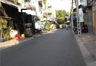 Bán nhà hẻm vip 6m thông Tân Hương, Tân Phú, diện tích 4,5x15m, đúc 4 tấm mới toanh