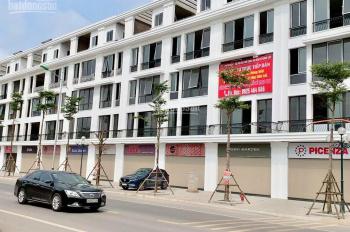 Bán shophouse mặt đường QL1B dự án Picenza Thái Nguyên, khu phố Châu Âu bên bờ sông Cầu