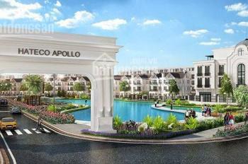 Bán chung cư số 21 tầng 12 CT1B Hateco Apollo Xuân Phương, Nam Từ Liêm, Hà Nội. giá chỉ 1.35 tỷ