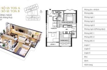 Bán căn hộ 2PN tại 378 Minh Khai ký HĐMB trực tiếp CĐT, giá chỉ 2,4 tỷ, view bể bơi, căn hộ vip