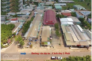 Cơ hội đầu tư có 1 không 2 chỉ với 550tr cho 1000m2 đất tại trung tâm Chơn Thành
