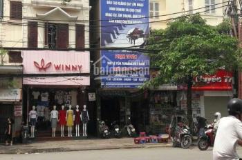Bán nhà mặt tiền rộng 6m, mặt đường Lương Khánh Thiện, Hải Phòng