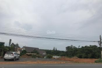 Bán đất thổ cư gần trạm Tâm Châu 2, mặt tiền 28m, Quốc Lộ 20, xã Lộc An, Bảo Lâm, Lâm Đồng
