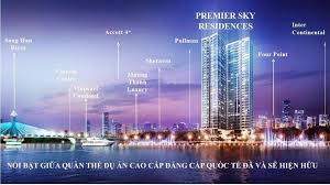 Premier Sky Residences căn hộ cao cấp view biển Võ Nguyên Giáp, sổ hồng lâu dài