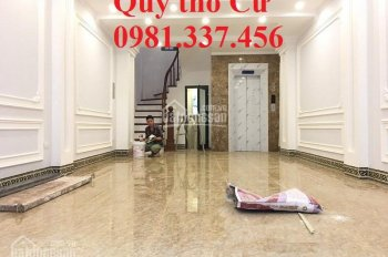 Bán nhà mặt Ngõ ô tô Thượng Đình 34m2 mt6m 5 tầng 3.88tỷ Quý thổ cư 0981337456