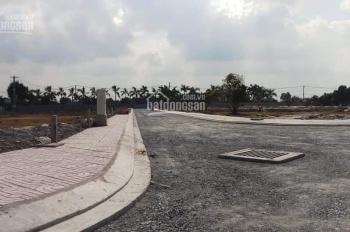 Bán lô 100m2 đường Lê Thị Kim - Nguyễn Văn Bứa, Hóc Môn, đối diện trường Dương Công Khi, 900 tr/nền