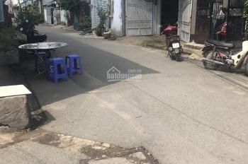 Bán nhà 1/ hẻm ô tô gần chợ Lê Văn Qưới - Bình Tân