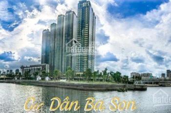 Căn hộ quận 1 - Vin Bason (Golden River), giá tốt 2 phòng (5.5 tỷ) - 3 phòng (11.5 tỷ)