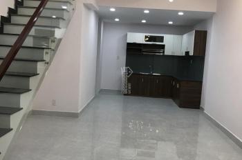 Nhà mới 1 trệt 2 lầu, kiên cố, khu dân cư đông hẻm 47, đường Trường Lưu, Quận 9, Hồ Chí Minh