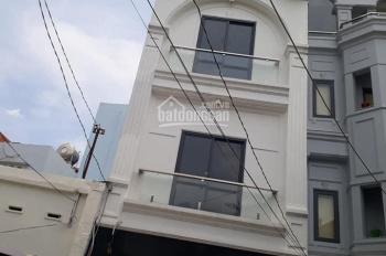 Cho thuê nhà mới xây hẻm xe hơi Cây Trâm p9 Gò Vấp full nội thất  _ diện tích: 4x14m - trệt_3 lầu_