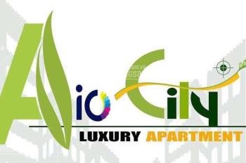 Chính thức nhận giữ chỗ căn hộ Aio City CĐT Hoa Lâm MT Tên Lửa, LK Aeon Bình Tân, giá 35tr/m2