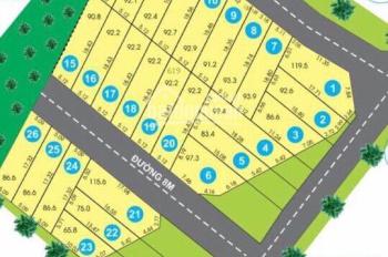 Bán đất thổ cư đường 197, Hoàng Hữu Nam, P. Tân Phú, Q9, giá 3.6 tỷ, DT 92,2m2 TL