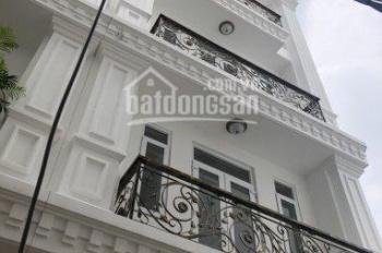 Nhà cho thuê nguyên căn hẻm 418 Võ Văn Tần thông qua Nguyễn Đình Chiểu. LH: 0938668161 Thảo