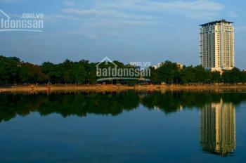 Bán chung cư 15 - 17 Ngọc Khánh, Ba Đình, diện tích 146m2, đơn nguyên 3 view hồ Giảng Võ