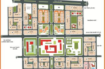 Bán đất Huy Hoàng Thạnh Mỹ Lợi Quận 2, DT 5x20m, 8x20m, đường 20m, 40m sổ đỏ, xây dựng 7 tầng