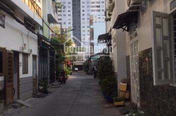 Bán nhà hẻm Tân Hương, P. Tân Quý, 4x12m, 1 trệt 1 lửng, nhà tiện xây mới, 4.5 tỷ