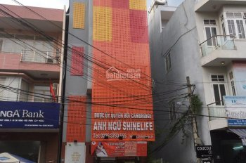 Cho thuê nhà 5 tầng mặt tiền Nguyễn Chí Thanh, Đà Nẵng