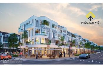 Bán shophouse liền thổ, đường Hoàng Thị Loan, Liên Chiểu, giá: 11.3 tỷ