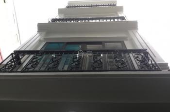 Nhà số 296/62 Minh Khai, 2 mặt thoáng, MB 52m2 xây 5T mới, 8 phòng rất rộng, thoáng, sổ đỏ trao tay