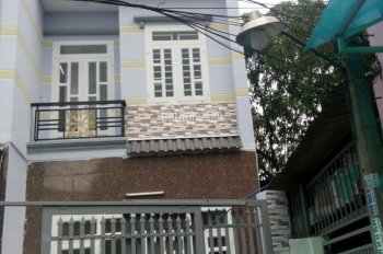 Bán nhà 2 lầu, nhà đang cho thuê, nhà mới, giá 1.9 tỷ, sổ hồng riêng tại đường 6, Linh Xuân