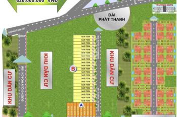Hot hot! Khu dân cư đô thị P. Ea Tam tuyến đường quy hoạch 50m