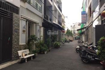 Bán nhà hẻm 6m đường Đỗ Thừa Luông, P. Tân Quý. DT: 4,5x12m đúc 1 lầu đẹp, nhà còn mới dân trí cao