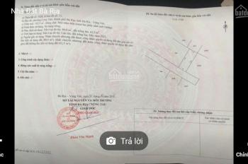 Bán lô đất đẹp phường Long Tâm, Bà Rịa, DT: 143m2, giá 1.15 tỷ