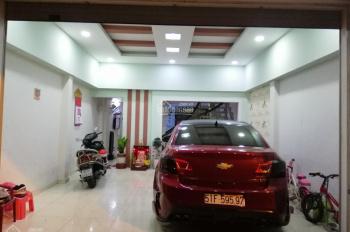 Nhà 2 mặt hẻm xe tải 8m đường Phạm Phú Thứ: 5 x 15m, 3L
