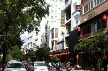 Bán nhà mặt tiền đoạn 2 chiều Trần Phú, P8, Q5. DT: 8x15m, 5 lầu, LH: 093 787 8899