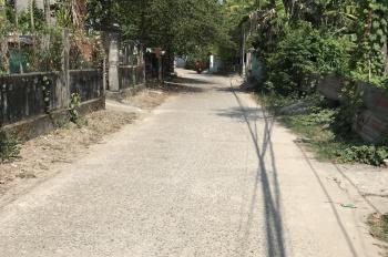 Bán đất mặt tiền K342 Hoàng Văn Thái, đường 5m , diện tích 90m2 ,  vuông  vức