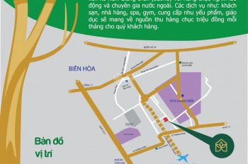 Bán đất cửa ngõ sân bay Long Thành, giá 340 triệu (40%) trả góp, không qua môi giới, 0908434814