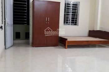 Cho thuê căn hộ mini ở Trần Duy Hưng, giờ giấc thoải mái, không chung chủ