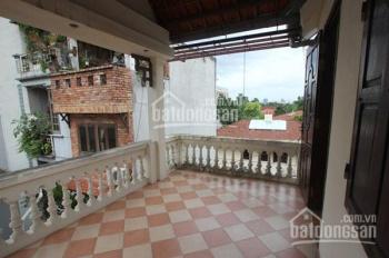 Cho thuê nhà 45m2 x 4 tầng ở đường Đặng Thai Mai, quận Tây Hồ