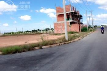Cần tiền bán gấp đất ngay thị trấn Đức Hòa - 500 triệu - 200m2-SHR-chính chủ: 0901355267