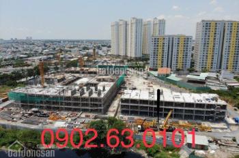 Căn hộ City Gate 2, ở mặt tiền Võ Văn Kiệt, Q8 giá chỉ 1,6 tỷ, LH 0933575333