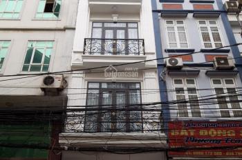 Bán nhà 5T, 48m2, mặt phố đường Ngô Thì Nhậm- Hà Đông - Hà Nội, gía 5.8 tỷ. LH 0989094062