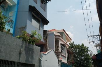 Nhà bán hẻm xe hơi 6m đường Chu Văn An, P.12, Q. Bình Thạnh (4x12m) chỉ 6.1 tỷ. LH 0909507694