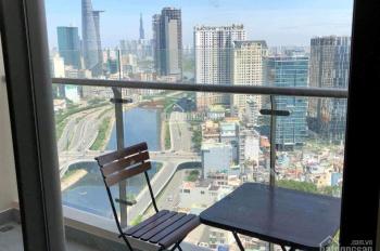 Bán gấp căn 2PN view Quận 1, sông Sài Gòn, giá 4 tỷ 5, chuẩn bị có sổ hồng