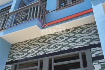 Nhà phố mini 1 trệt, 1 lầu, hẻm Xuân Thới 15, gần nhà thờ Bùi Môn, xã Xuân Thới Đông