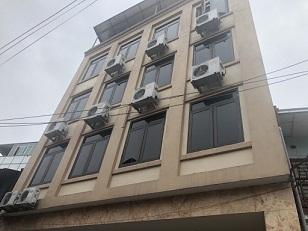 Bán nhà ngõ phố Văn Cao, Ba Đình DT 146.8m2, MT 9,5m cực khủng nhà xây mới 4,5 tầng. LH: 0961127399
