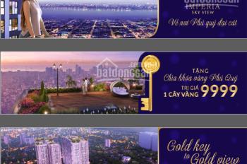 Tin hot! Ra mắt căn hộ thượng lưu - Imperia Sky View, tặng chìa khóa vàng, thẻ vip VP Bank Diamond