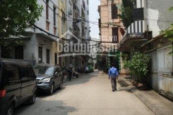 Nhà 5 tầng phố Đội Cấn - Linh Lang, ngõ 2 ô tô tránh nhau, 51m2, MT 4m, giá 7,3 tỷ. LH 0912777766