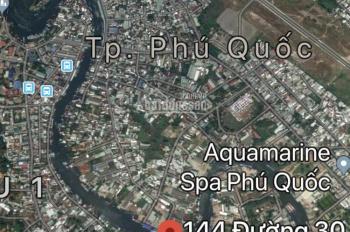 Bán đất đường 30 Tháng 4, thị trấn Dương Đông, Phú Quốc, DT 14X24m, giá rẻ. LH Vinh 0909491373