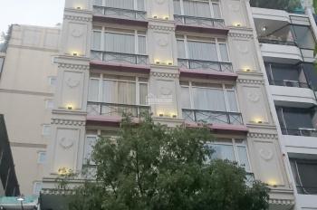 Bán khách sạn 3 sao Lý Tự Trọng Quận 1 (10x20)m hầm 9 lầu 265 tỷ
