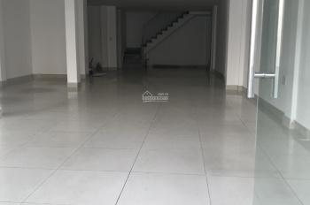 Cho thuê rất gấp nhà mặt tiền ngang 6x20m, 1 lầu, đường Trần Huy Liệu, P.15, Q. Phú Nhuận