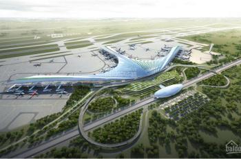 Đất nền dự án Sân bay Long Thành, mặt tiền Quốc Lộ 51, duy nhất 2 nền có giá 1.2 tỷ/nền 100m2